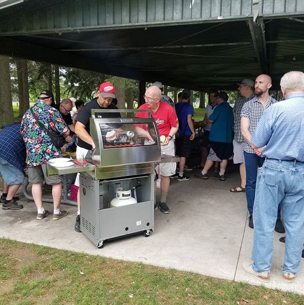 Photo of 2019 Annual Barbeque