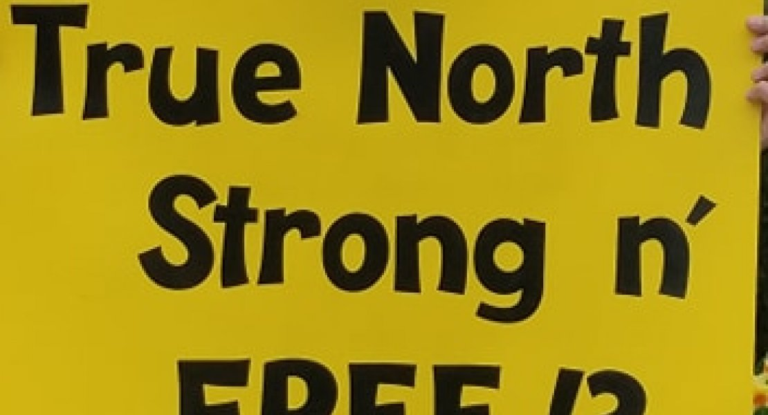 True North Strong n' Free !?