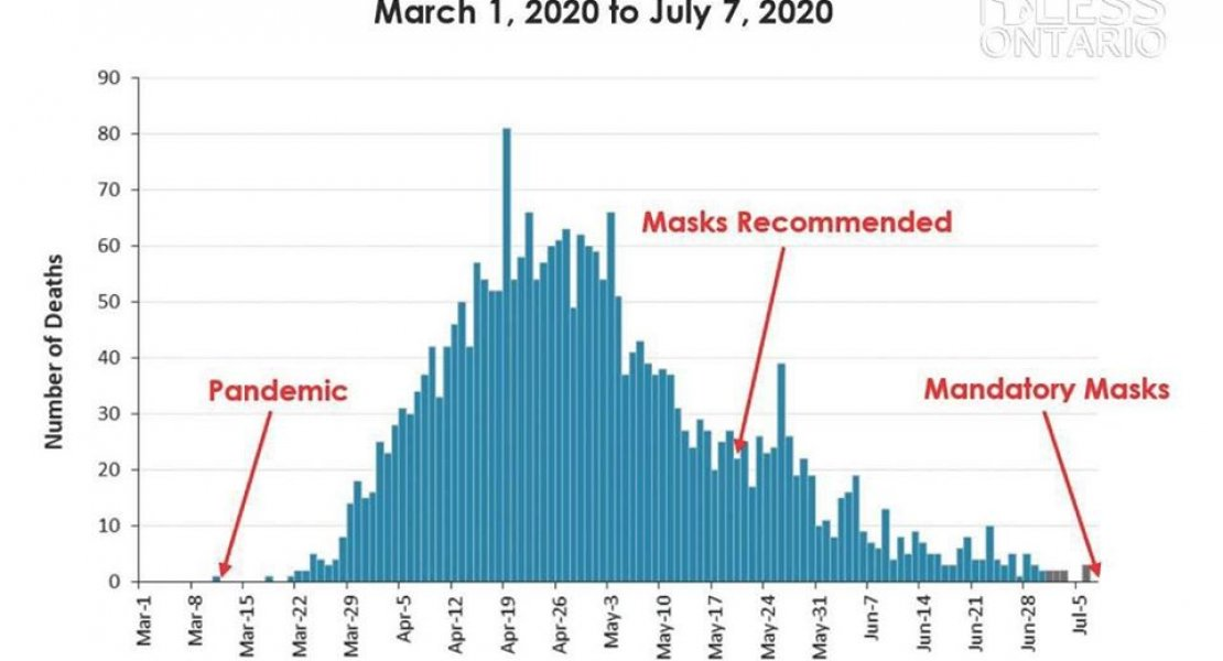 Chart of Mask Stupidity